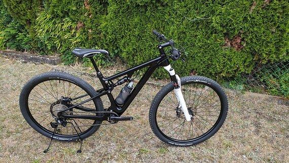 BXT 077 Carbon-Fully 11,5kg 12fach XT Größe S