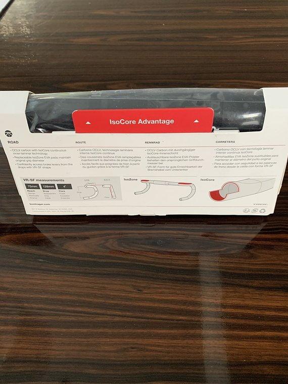 Bontrager Pro IsoCore VR-SF Lenker 44cm