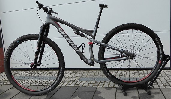 Specialized Epic FSR Comp Carbon 29 - Custom - Rahmen-Set, Modell 2013