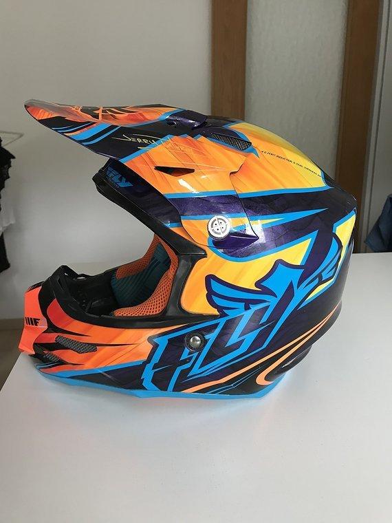 Fly Racing F2 Carbon Acetylene Helmet