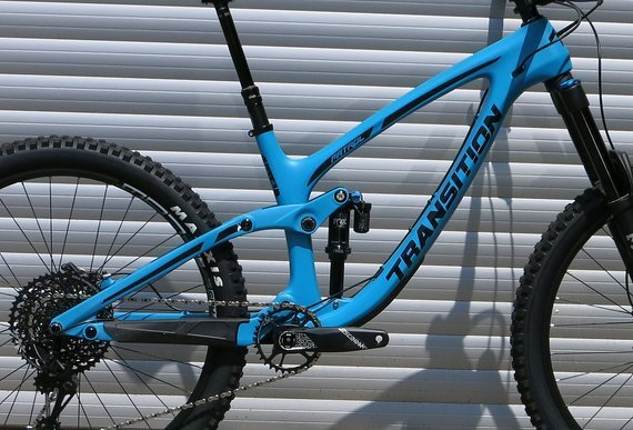 Transition Bikes 2019 PATROL Carbon Rahmenkit inkl. Fox DPX2 Performance Elite - Größe L