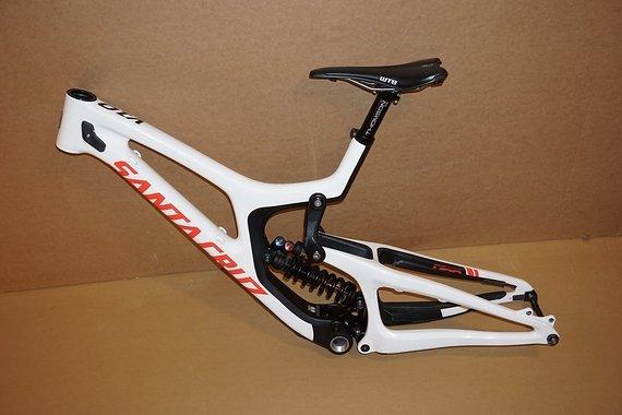 Santa Cruz V10.6 CC Large, Fox DHX2