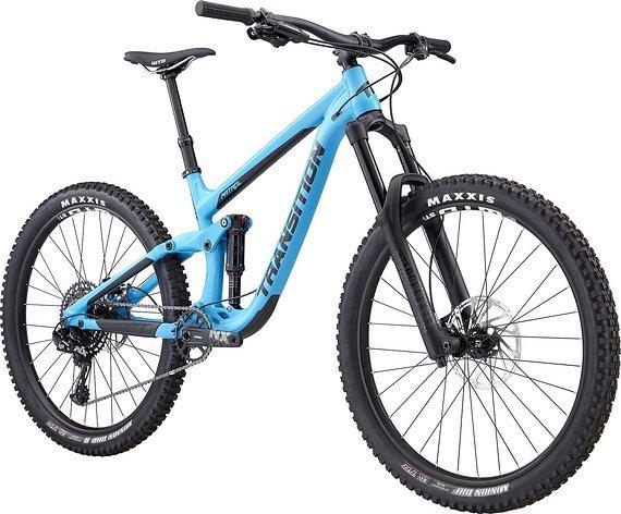 Transition Bikes Patrol NX, Blau, Gr. XS