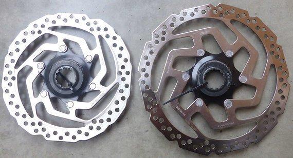 Shimano Bremsscheiben SM-RT20 // 160 & 180mm // Centerlock
