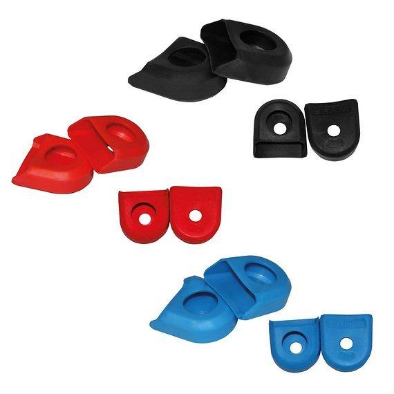 Grade5 Kurbelschützer blau, rot