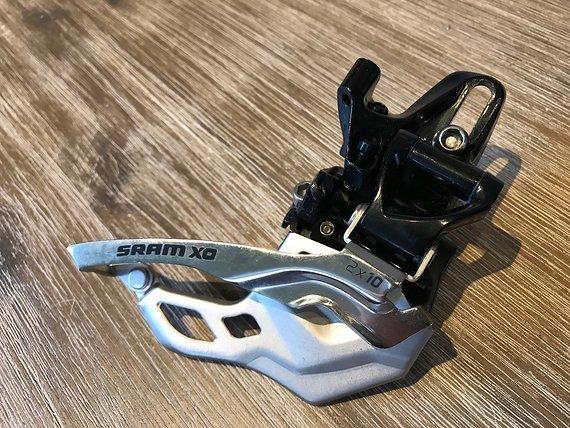 SRAM X.0 Umwerfer Direct Mount 2x10 *NEU*