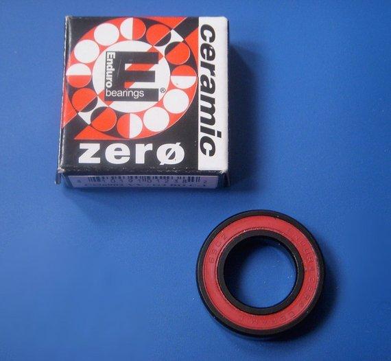 Enduro Bearings Zero Ceramic 6902 Keramik-Hybrid-Lager (ähnl. Ceramicspeed), neu! Für tune, Lightweight, DT Swiss, Extralite