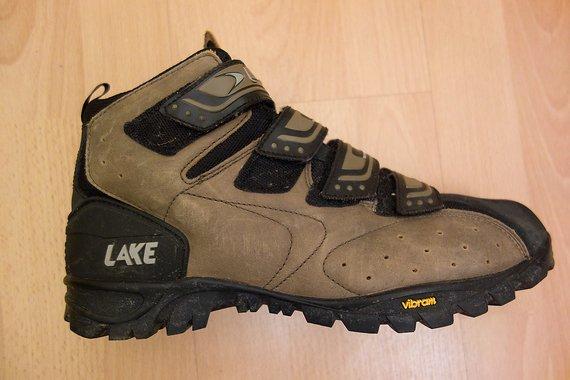 Lake MX 156 braun/schwarz