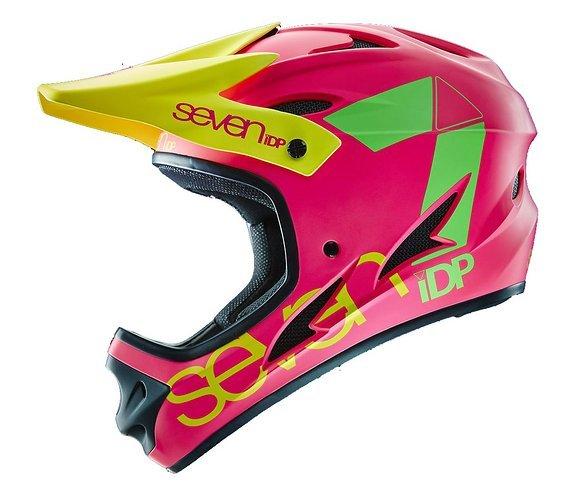 Seven Idp M1 Fullface DH Helm Limited Edition Gr. L *NEU*