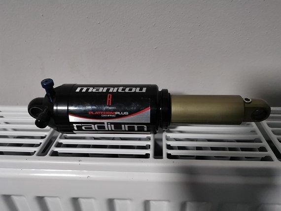 Manitou Radium R Platform Plus Dämpfer 200mm