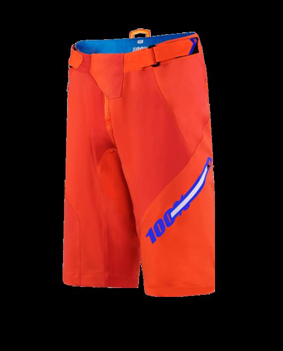 100% Airmatic Short orange Gr. 32 *NEU*