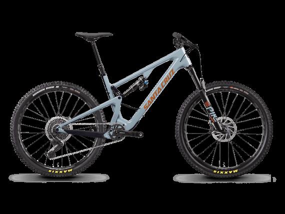 Santa Cruz 5010 V3 CARBON CC - X01 KIT - MODELL 2020