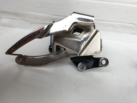 SRAM XO X0S3 2-fach Umwerfer bis 39 Zähne