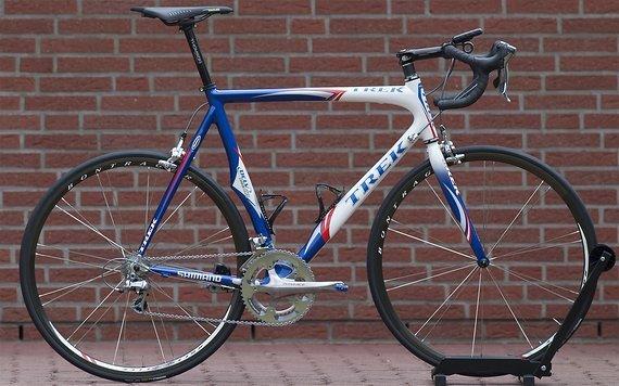 Trek Madone 5.9, OCLV 110 USPS Team Bike