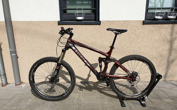 "Trek Remedy 9.7 Carbon Gr. 19,5"" / L RH 47cm Custom Mountainbike!"