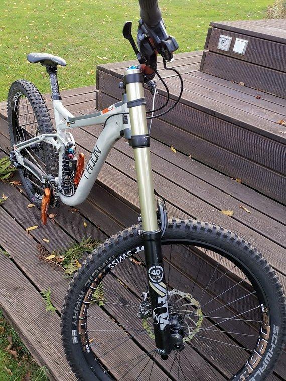 Radon Downhill Bike