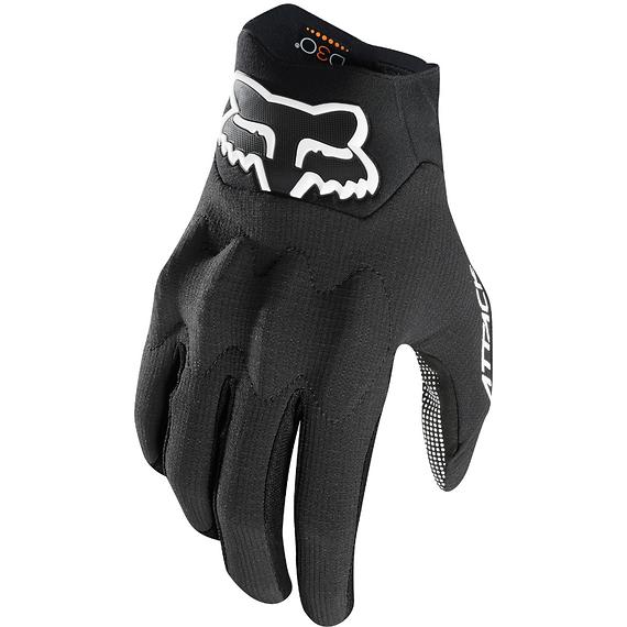Fox Attack Gloves / Handschuhe black XXL *NEU*