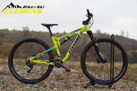 Stevens Jura CC 29er Fully 18 Zoll %Sale% UVP 2299€