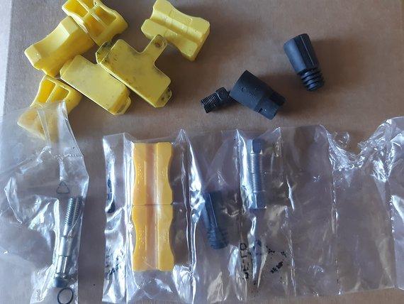 Shimano Anschluss-Zubehör für Bremsleitung - siehe Bild