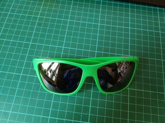 Uvex Lifestyle Brille Grün