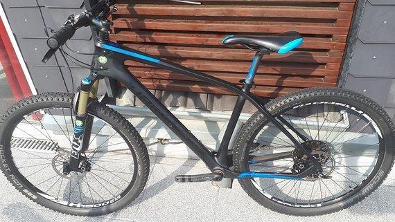 Haibike Freed 7.20 Carbon 650B