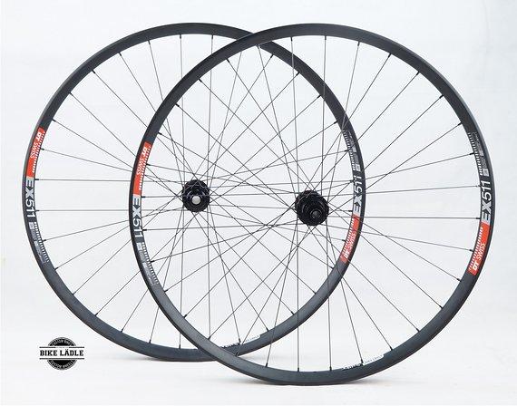 """DT Swiss EX511 Laufradsatz 27,5"""" / 29"""" mit DT Swiss 240s Naben / Shimano XTR Micro Spline Freilauf / Bike-Lädle Laufradbau"""