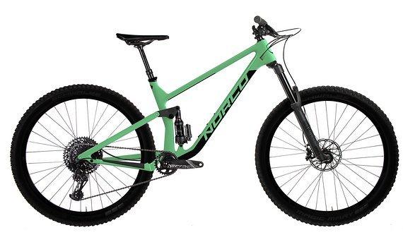 Norco Optic C2 Carbon Komplettbike 2020 Größe XL