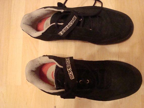 661 SixSixOne Filter MTB Schuhe Gr. 45 US 11