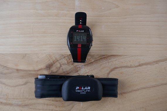 Polar FT7 Pulsmesser mit Brustgurt