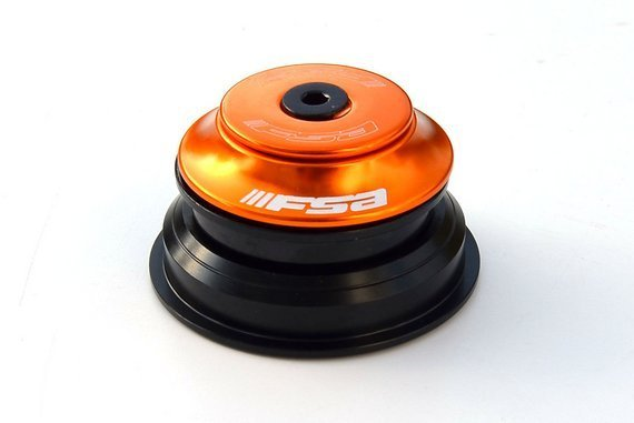 FSA SX PRO  ZS44/ZS55 Tapered Steuersatz Semi-Integriert orange