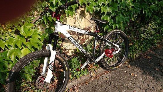 """Custom Dirt Dirtbike 24"""" Custom Singlespeed Scott Aspen"""