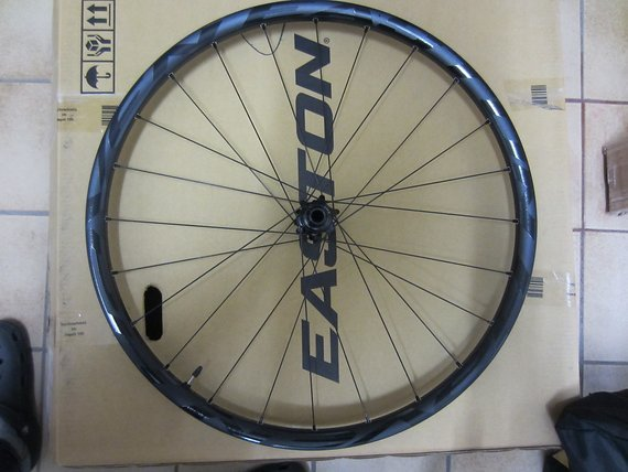 "Easton Haven 27,5"" Laufradsatz UST"