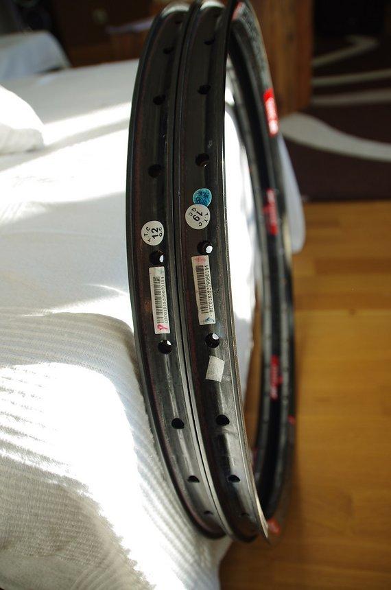 DT Swiss 2 x EXC 400 Felge