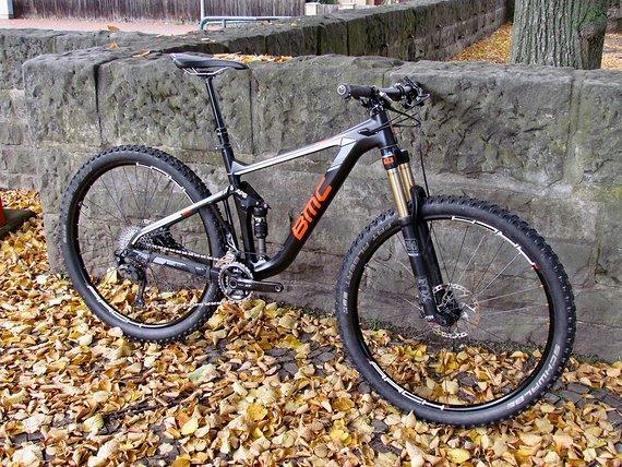 BMC Speedfox SF02 29 Größe M