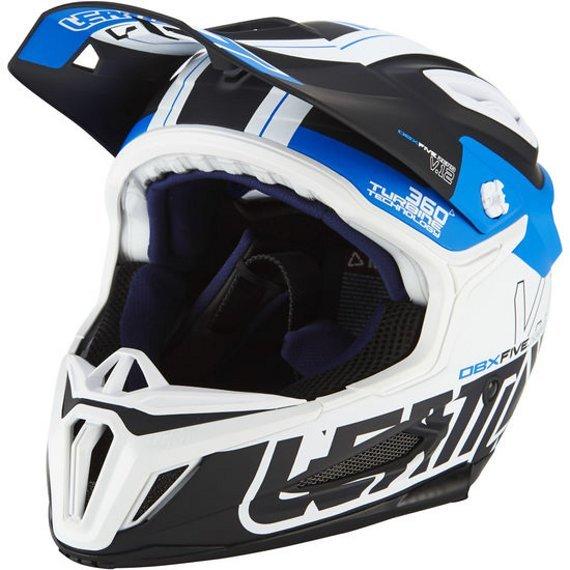 Leatt DBX 5.0 Composite Fullface Helm