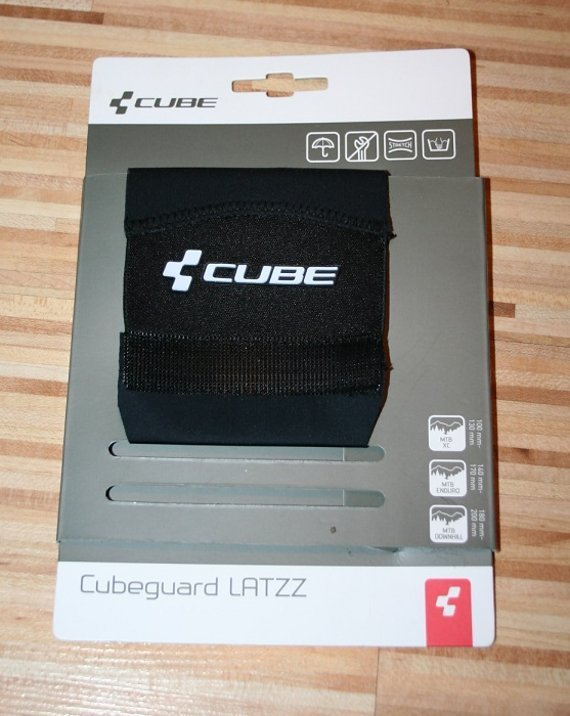 Cube guard LATZZ XC Mudguard