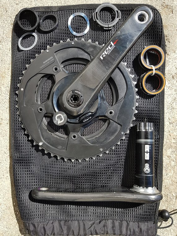 Quarq Sram Red Wattkurbel