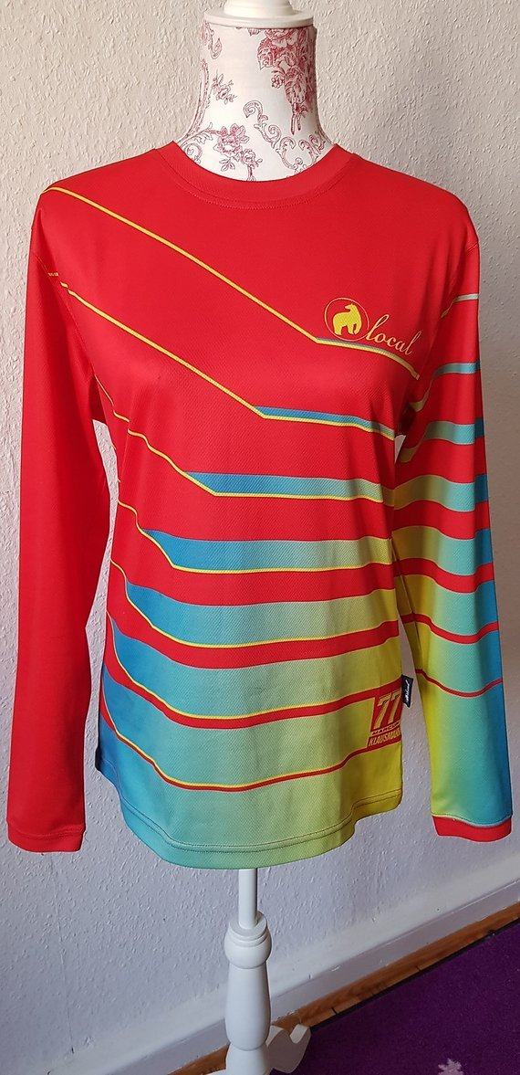 Local Outerwear Trikot Männer-Gr.XS (Frauen Gr.S-M)