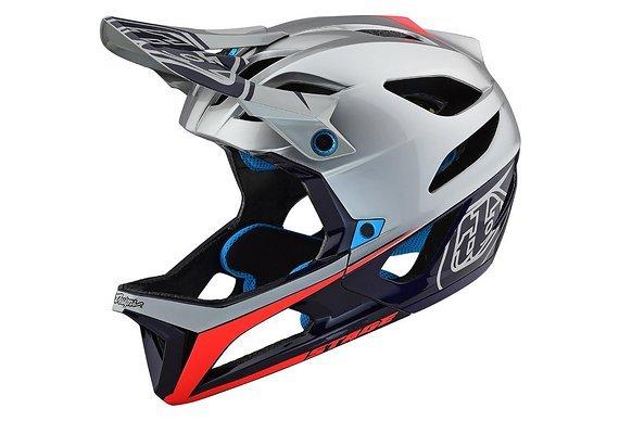 Troy Lee Designs Stage Race MIPS Fullface MTB-Helm Mod. 2019