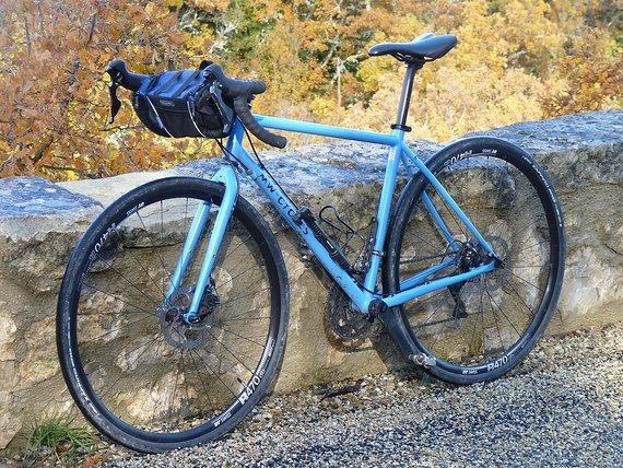 Mw-Cycles Rahmenkit Gravel Chromo 4130