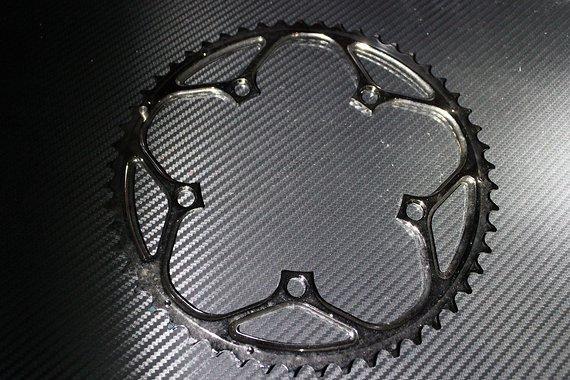Rouleur Kettenblatt Neu in Black Chrome