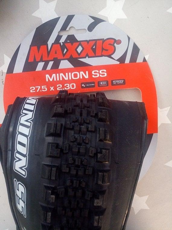 Maxxis Minion Semislick MAXXIS Minion SS 27,5x2,3