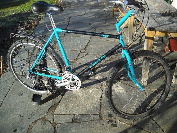 Wheeler Stahl MTB 5500