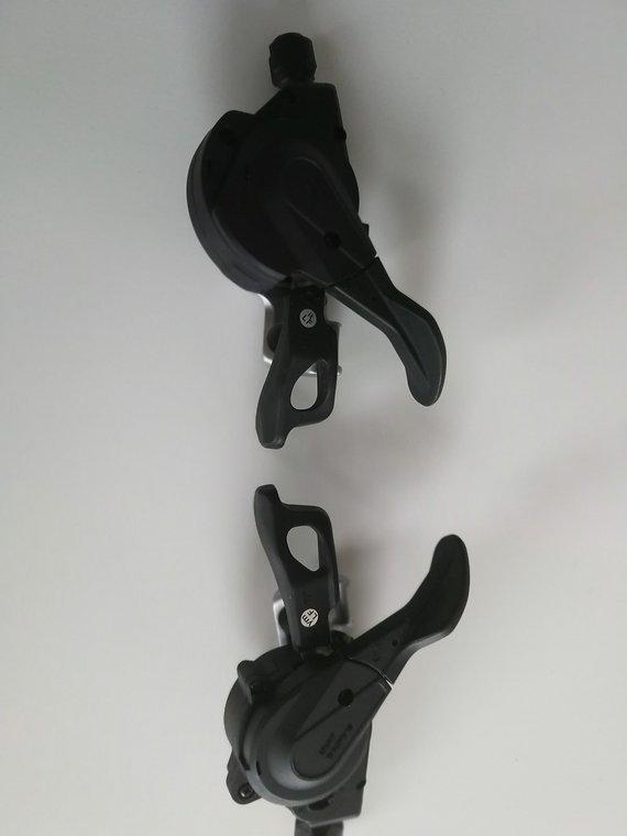 Shimano SLX SL-M670-B Schalthebel