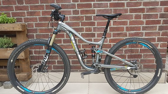 "Trek Lush SL Damen / Kinder 27,5 15,5"" Fully"