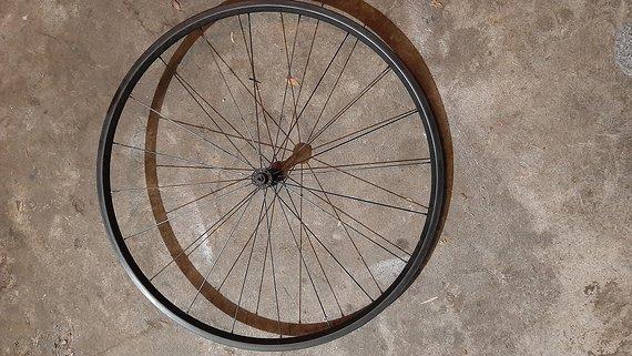 Leichtgewich Carbon Vorderrad 430Gramm