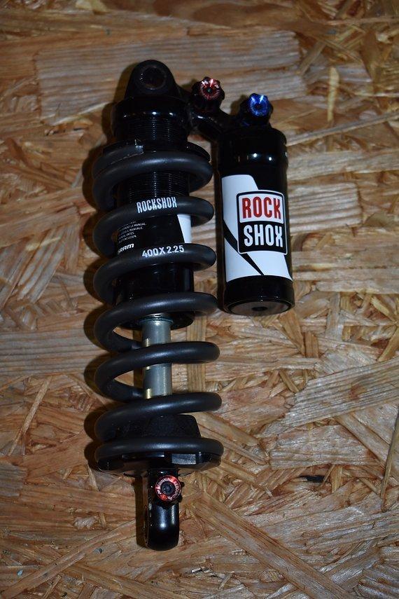 RockShox vivid coil R2C 200x57 mm