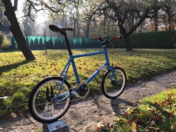 Csepel Frisco - Campingbike - Singlespeed - Fixi