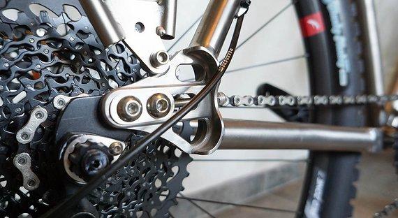 Titan 29+ Bike Packing Unikat