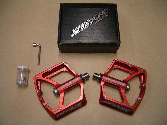 Straitline AMP Platform Freeride Pedale All Mountain Downhill